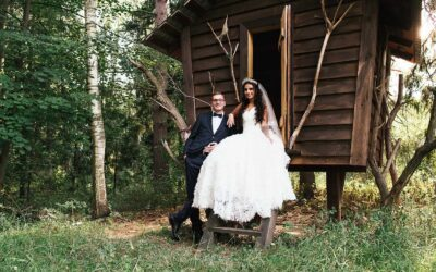 Проведение свадеб за городом